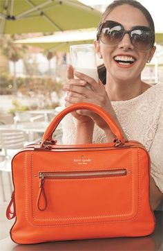 Love this photo. Orange.