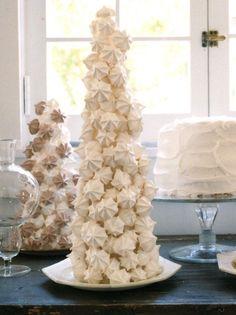 christmas tree dessert
