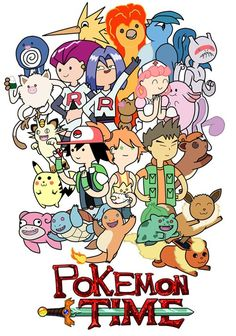 Pokemon Time!