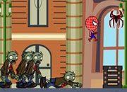 Spiderman vs Zombies 1 | Juegos Plants vs Zombies - jugar gratis
