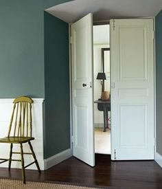 Green Wall Color On Pinterest Emerald Green Rooms Green Walls And