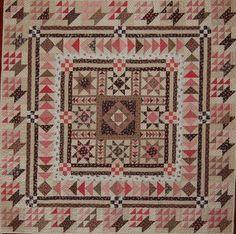Marie Claude Picon Iperti14 - I love the pink and brown colors
