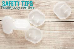 Tips for Safeguarding Away from Home - A Mom's Take