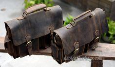 Vintage Leather Brie