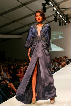 Fashion week el paseo 2013 designer michael costello 2013 collection