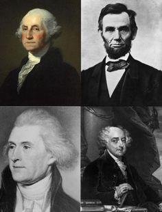 Presidents' Favorite Foods