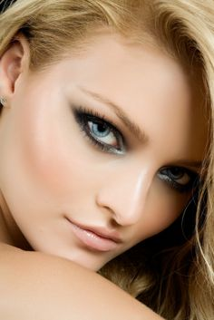 smokey eye makeup for green eyes easy - Bing Images