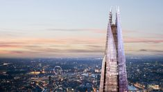 Shard Tower: ระฟ้ากลางกรุงลอนดอน - PORTFOLIOS*NET