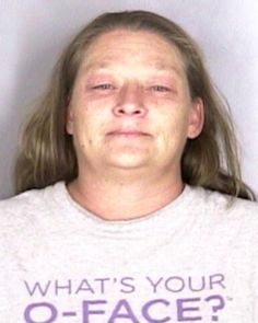 Toddi Bork, 45, now faces attempted murder charges. Woman sets husband on fire over pesticides on lawn  Admits drinking 6 or 7 beers prior