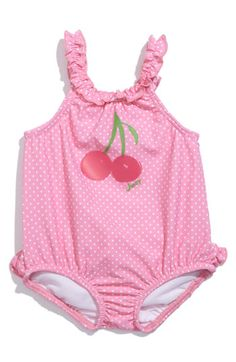 Juicy Couture One Piece Swimsuit (Infant)