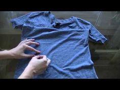 5 ideas para customizar camisetas: #3 Transparencias