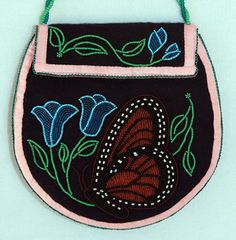 Kamama Monarch Purse