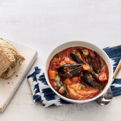 Recipe for Mussel St