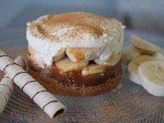 Receita de Torta de banana banofe - Tudo Gostoso