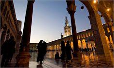 Damascus - next up