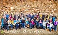Kelley Howe Photography + Design: Feller Extended Family~ Utah Family Photographer. Large Family photo