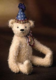 teddy bear, free pattern