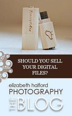 Should you sell your digital files? {click image for the answer}