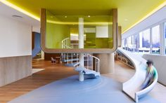Spring Early Childhood Centre in Hong Kong | Fit-out to cater for children's learning and development