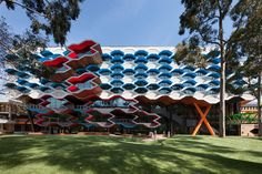 La Trobe University Institute for Molecular Science by Lyons Architects