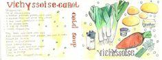 Carrot Vichyssoise<span class='title_artist'> by Dorine van der Vloodt</span>