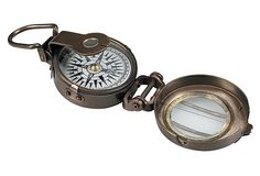 World War II reproduced compass for his office desk-Perfect price for a stocking stuffer:)