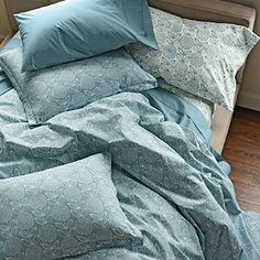 Impression Percale Duvet Cover / Sham