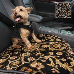"""Large Pet Car Mat (20""""x20""""): $35.00  #PintoWin @GG Bailey #PinittoWinit"""