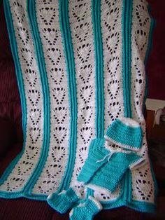 Many free crochet patterns