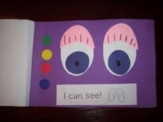 5 senses craft book