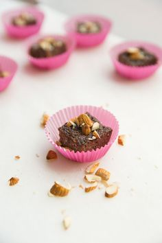 Oh My: Yummy Chocolate Pumpkin Brownies! - Move Nourish Believe