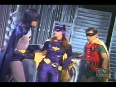 Batgirl & Batman - Holy Mush!