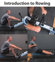 Introduction to Rowing #cross fit #crossfit