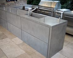 Spaces Concrete Countertops Design, Pictures, Remodel, Decor and Ideas - page 16