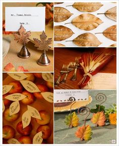 Inspiration-mariage dautomne on Pinterest  Marque Place, Fall ...