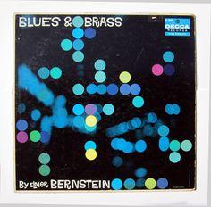 Saul Bass album cover