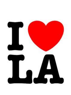 I love LA.