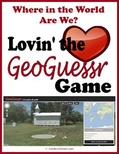 What a great geography game for your class! Students explore a given area on line to determine where in the world it is. They will need to use inference and critical thinking to solve the mystery - and they will learn so  much about geography and other countries! This would be great with the whole class or small groups. And the game is free!