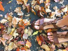 Paula Urban Leather sandals
