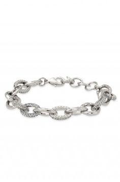Gold Stella & Dot Christina Link Bracelet