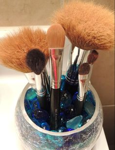 15 Beauty Organization Ideas From Pinterest - Daily Makeover