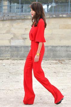 03fashion avenu, style inspir, cloth, carolin siebermak, ap style, red outfit, red dress, fashion inspir, ladi