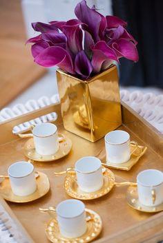 Gold & White | photo Victoria Mello for Camille Styles