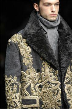 Dolce & Gabbana ~ Fall Winter 2013 Menswear