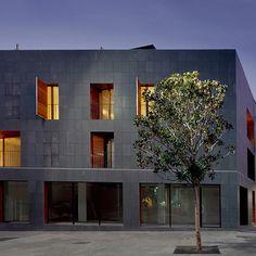 housing 137 - granollers - h arquitectes