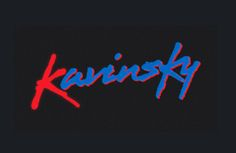 KAVINSKY - LOGOTYPE - charlotte delarue