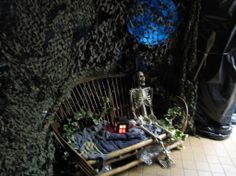 swamp entrance
