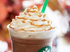 The perfect combination of salty and sweet, Salted Caramel Mocha Frap at SB