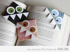 teacher appreciation gift - cute bookmark