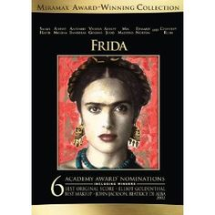 A very lush telling of Frida Kahlo's life. Salma Hayek is wonderful as Frida. The costumes, art and characterizations are spot on.